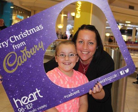 Heart Angels: Cadburys Truck Tour - 22nd December