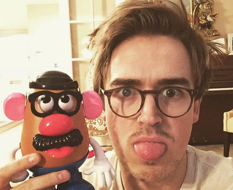 Tom Fletcher Instagram