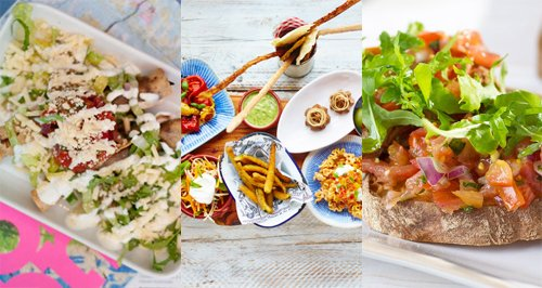 healthy options at high street restaurants to keep your diet on