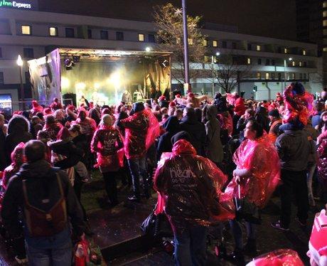 Heart Angels: Middlesbrough Christmas Lights