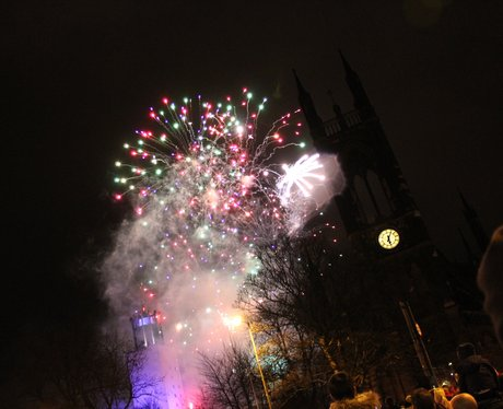 Heart Angels: New Years Eve in Newcastle