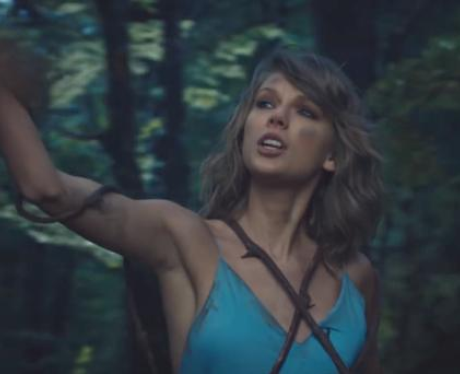 Taylor Swift out Of the woods