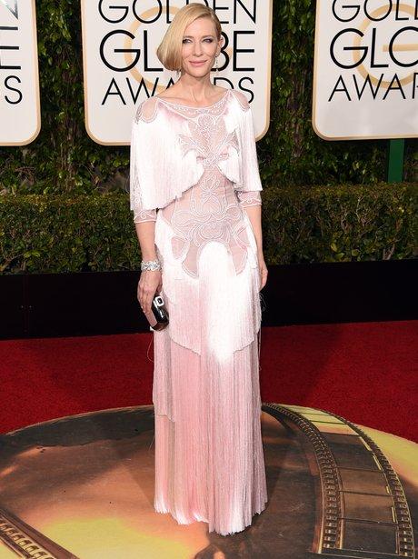 Cate Blanchett Golden Globe Awards 2016