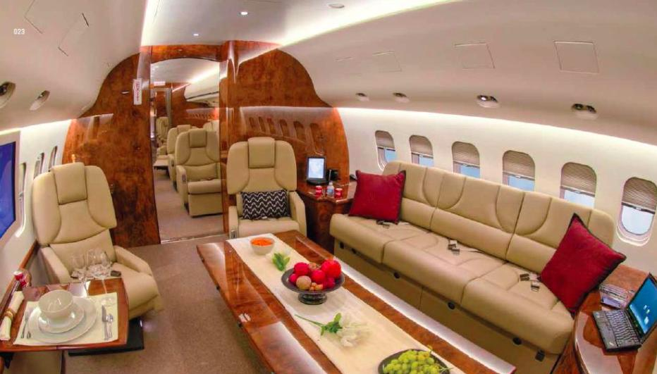 Exclusive Aircraft Sales and Charter