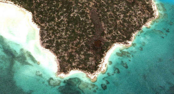 Little Ragged Island Private Island