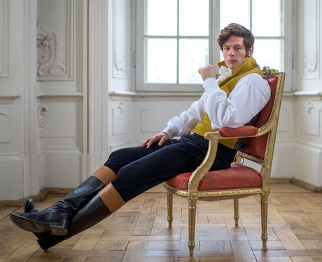 Prince Andrei War and Peace James Norton