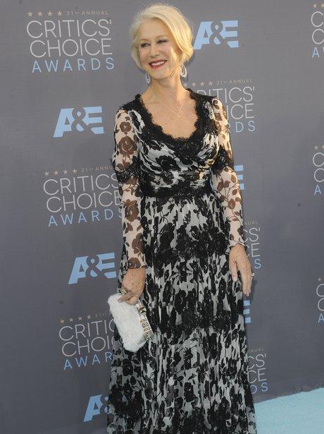 Critics' Choice Movie Awards 2016 PA