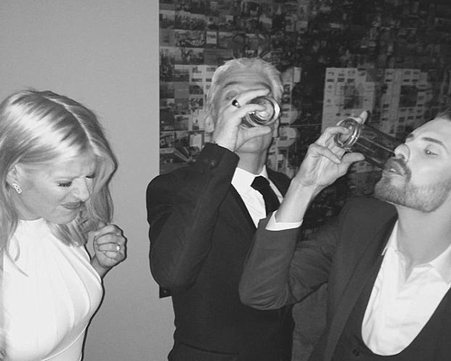 Holly Willoughby and Philip Schofield National Tel