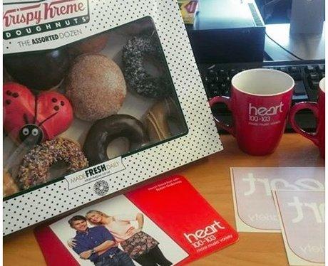 Krispy Kreme Give Aways