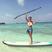 Image 1: millie mackintosh paddle board instagram