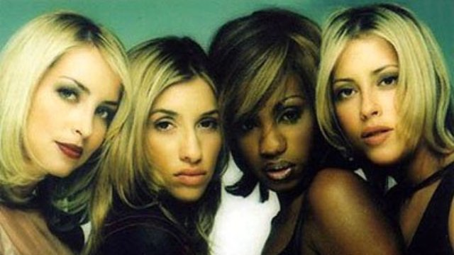 90s Girl Band All Saints Then And Now Heart