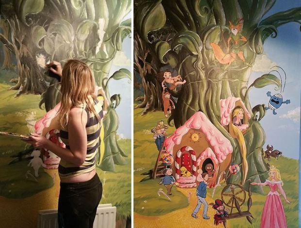 fairytale bedroom facebook