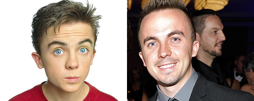 malcolm in teh middle now and then jr heart