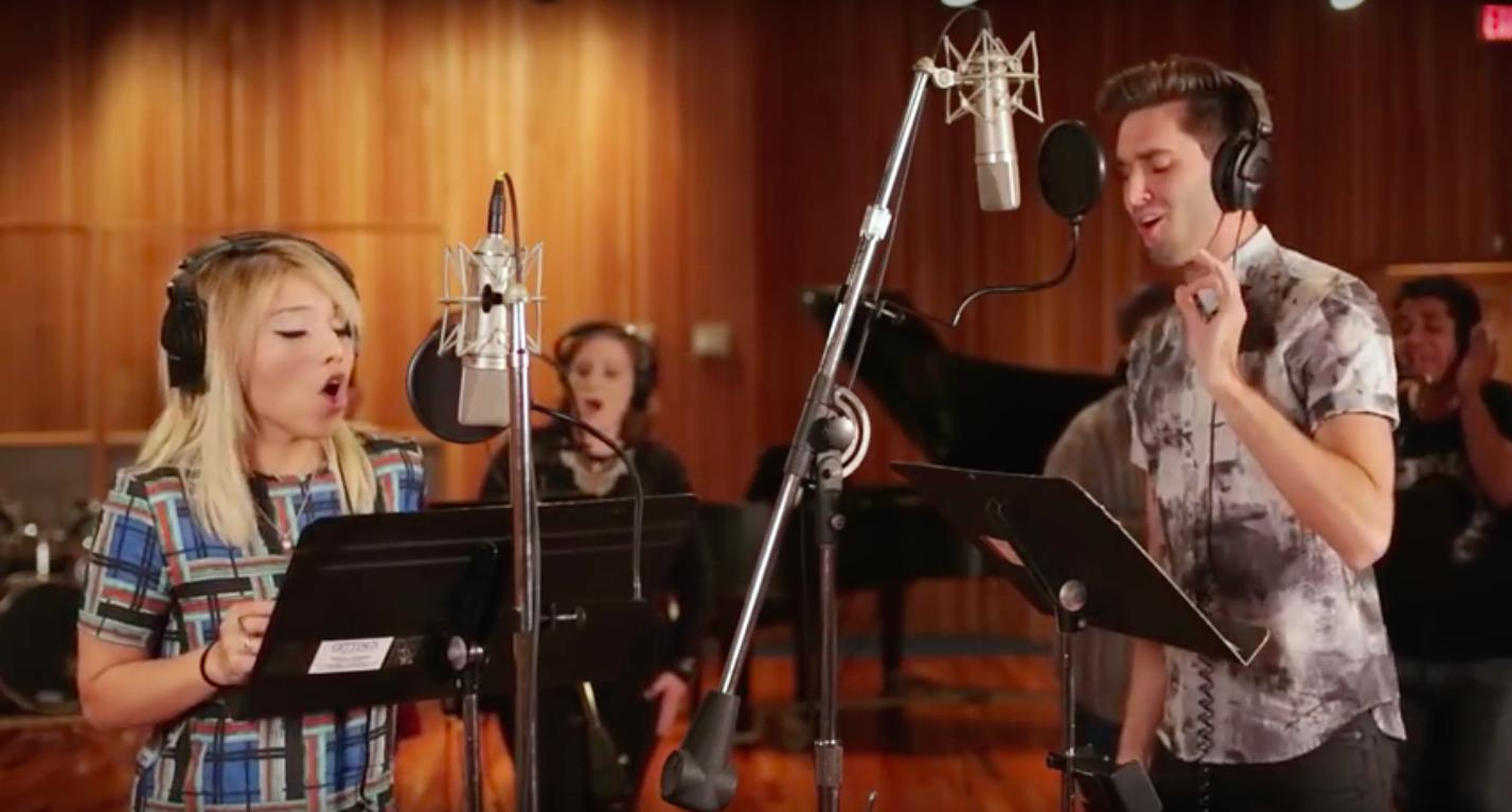 This Acappella Disney Love Song Medley Is Pure Magic - Heart