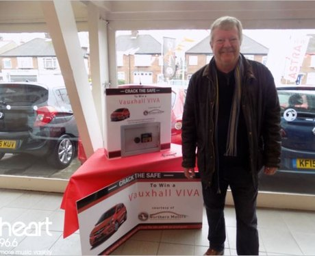 Crack the Safe to Win a Car with Northern Motors