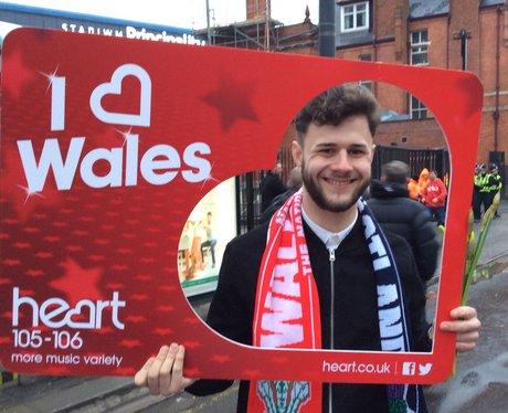 We Heart Wales: Wales V Scotland 6 Nations 2016
