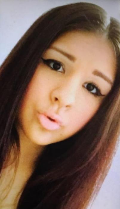 Missing Zahra Mathews-Evans