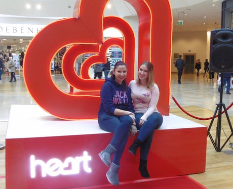 Who's On Heart come to Bullring!