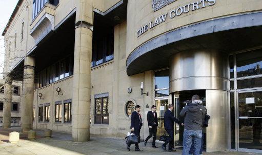Adam Johnson Bradford Crown Court Trial