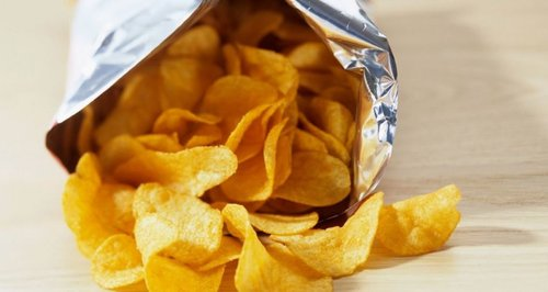 Empty Crisp Packets - How do you fold yours? - MotherGeek | 266x500