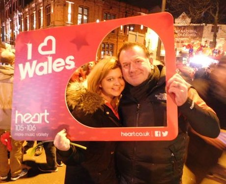We Heart Wales: Wales V France 6 Nations