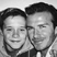 Image 2: David and Brooklyn Beckham throwback