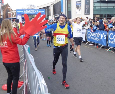 The Coventry Half Marathon - You Did It!
