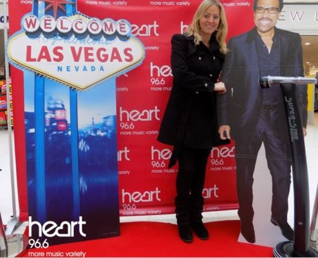 Heart's World Tour with Lionel at the Marlowes