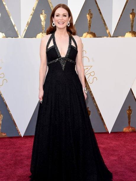 Julianne Moore at the Oscars 2016