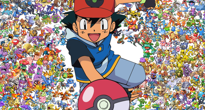 Pokemon Header