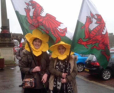 St David's Day Parade!