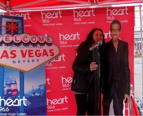 Heart's World Tour with Lionel in St Albans