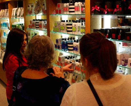 Pamper Evening at The Body Shop