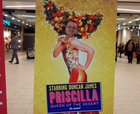 Priscilla Launch 2016