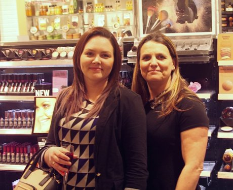 VIP Pampering Evening at The Body Shop