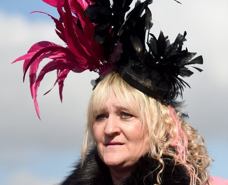 Cheltenham Festival 2016 - Ladies Day