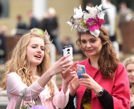 Cheltenham Festival 2016 - Ladies Day