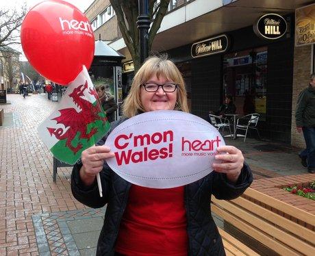C'mon Wales 2016