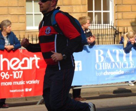 Heart Angels: Bath Half Marathon 2016 (13.03.16)