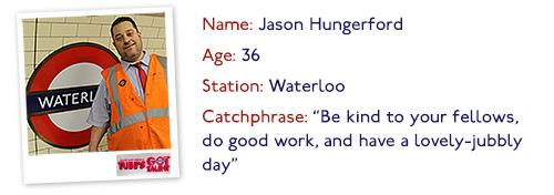 Jason Hungerford Stats