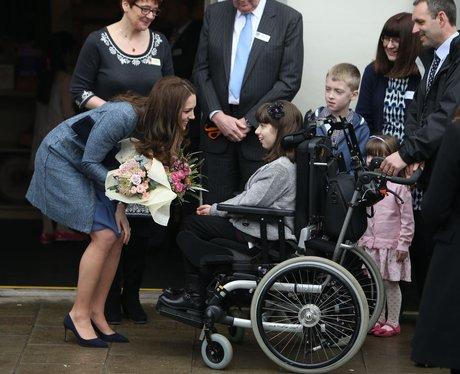 Kate Middleton Royal visit to Norfolk