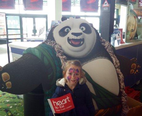 Kung Fu Panda 3 Launch 2016