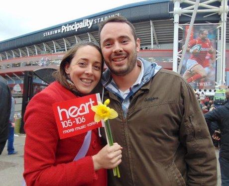 We Heart Wales: Wales v Italy 6 Nations!
