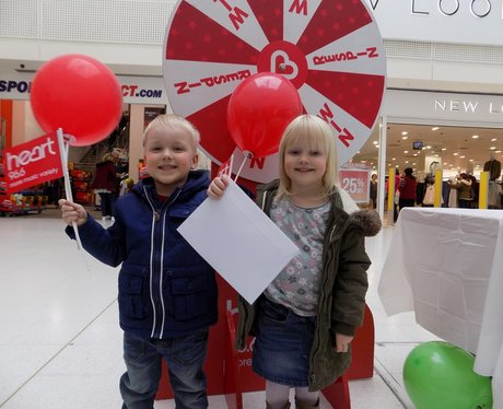 Easter Fun at the Marlowes and the Riverside Shopp