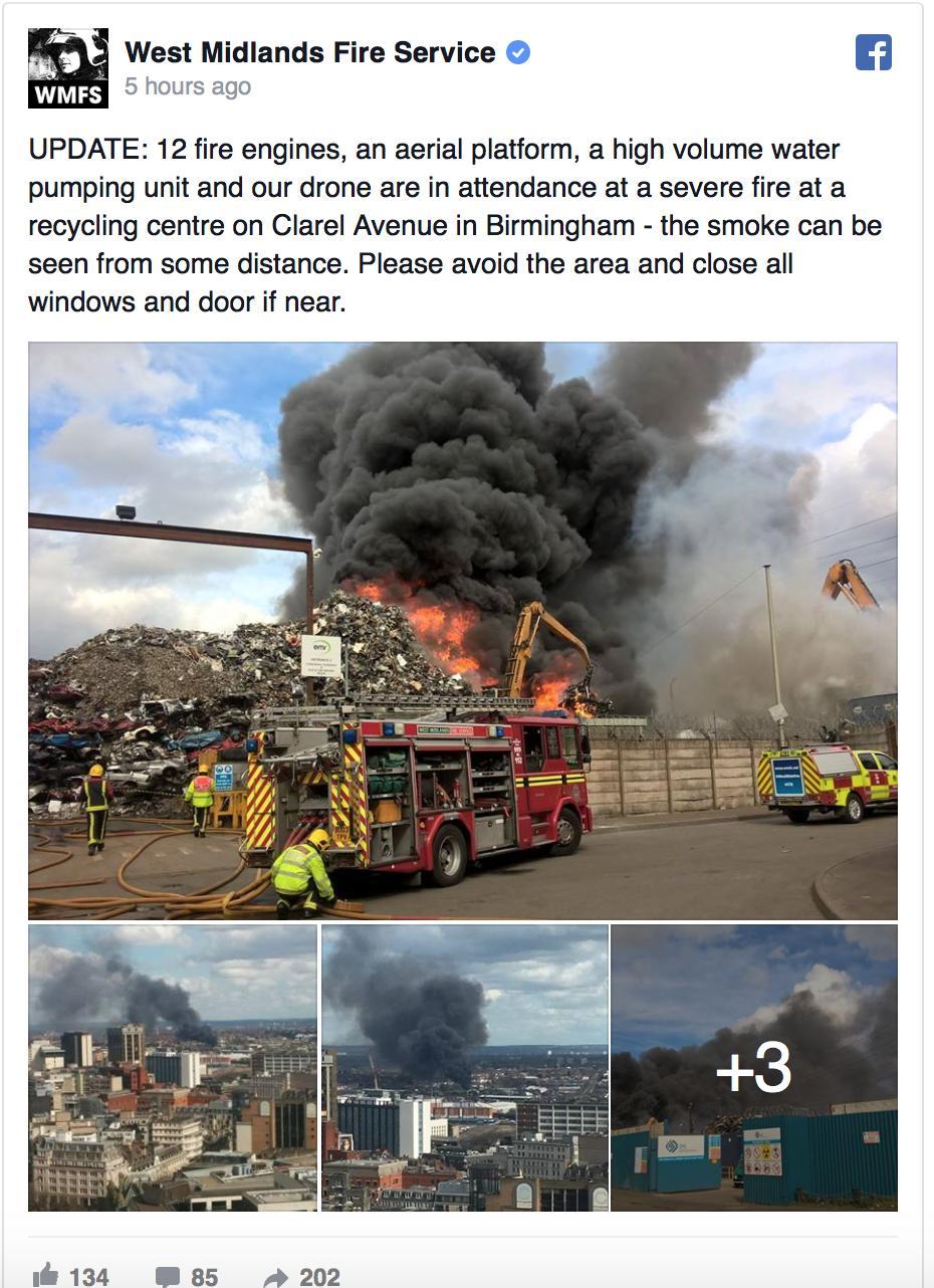 fire Saltley 3