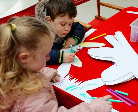 Heart Angels: Creation Station in The Brunel