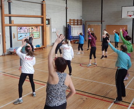Heart Angels: Zumba in Plymouth
