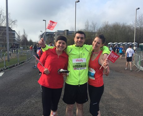 The Vitality Reading Half Marathon 2016
