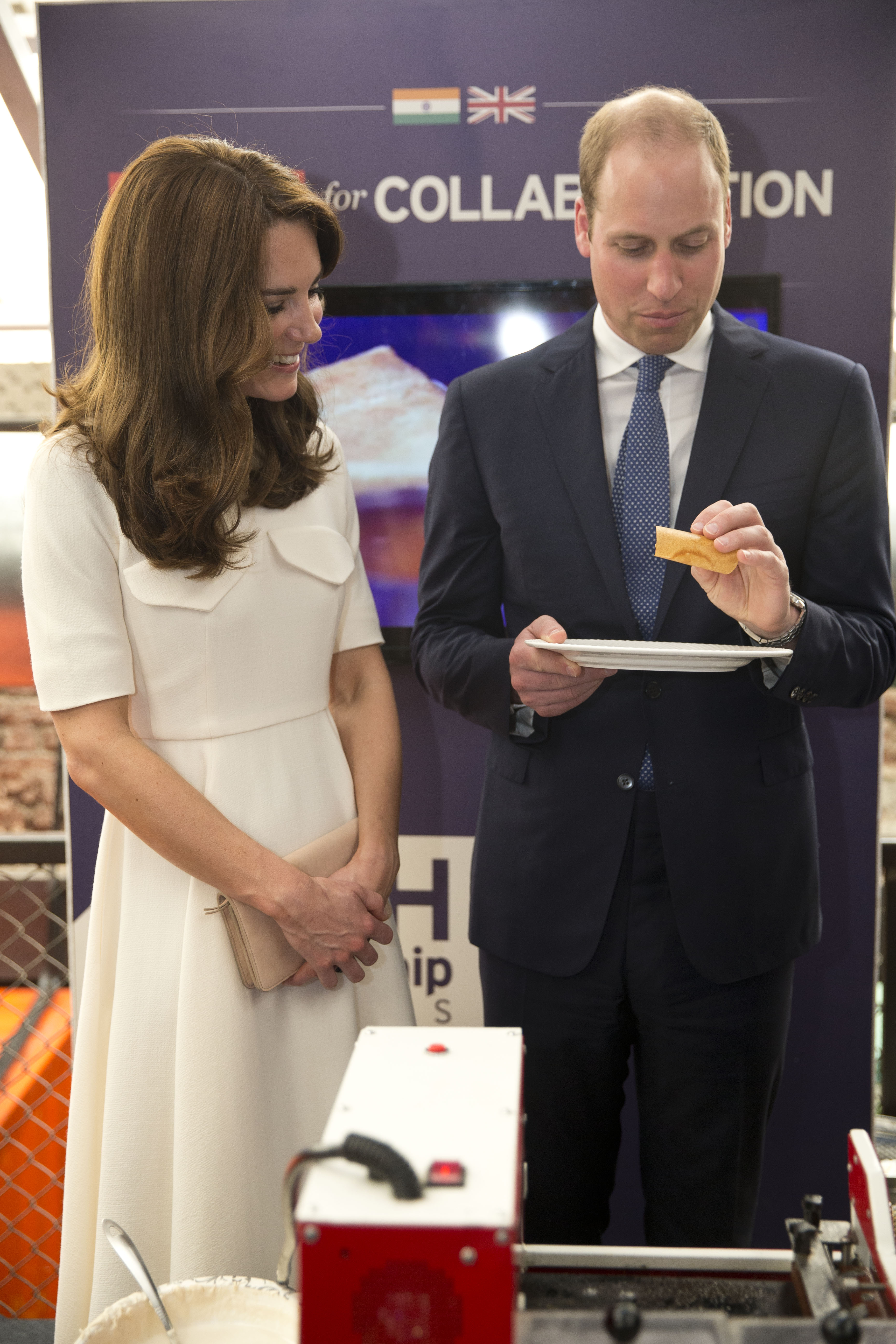Kate and William royal tour of India