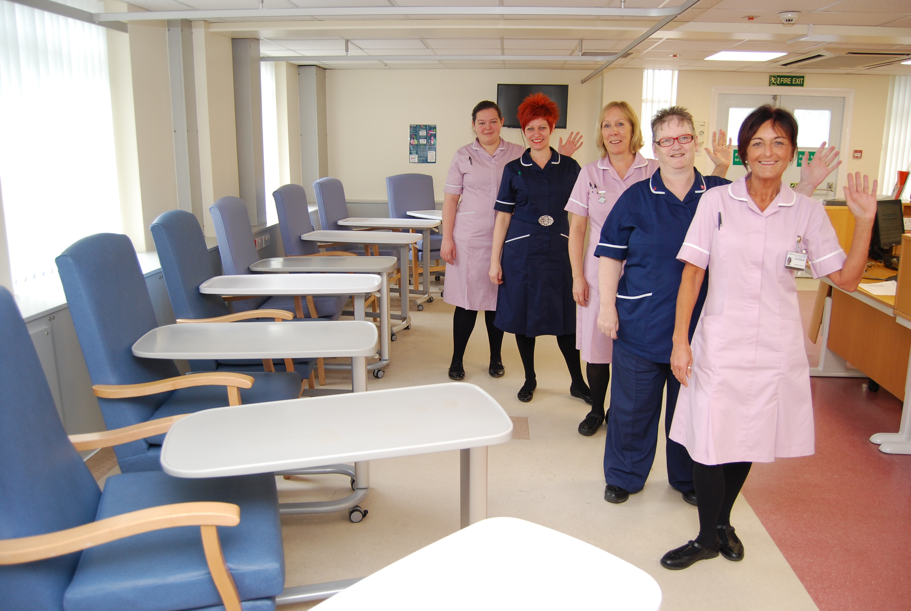 KGH Discharge Lounge 2